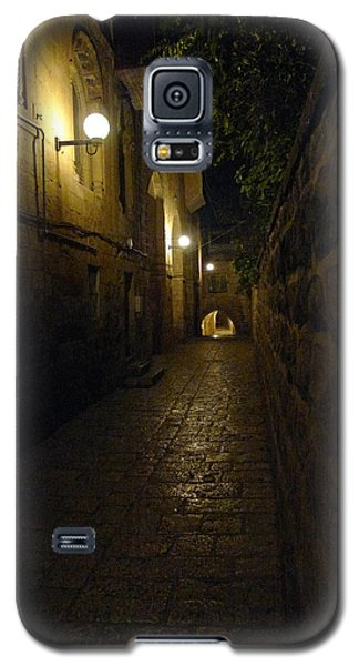 Galaxy S5 Case featuring the photograph Jerusalem Of Copper 2 by Dubi Roman