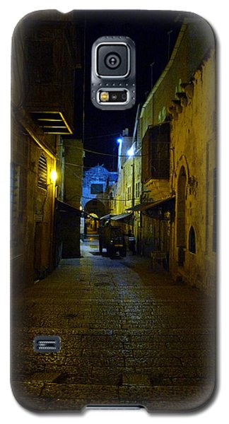 Galaxy S5 Case featuring the photograph Jerusalem Of Copper 3 by Dubi Roman