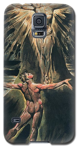 Jerusalem The Emanation Of The Giant Albion Galaxy S5 Case by William Blake