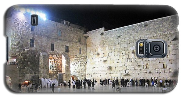 Jerusalem Western Wall - Our Heritage Now And Forever Galaxy S5 Case
