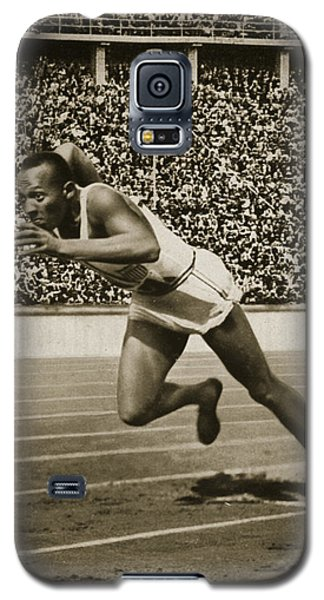 Jesse Owens Galaxy S5 Case