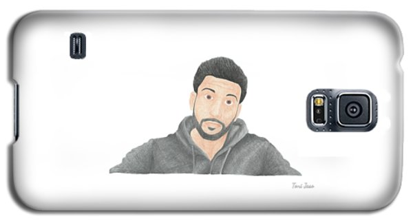 Jesse Wellens Galaxy S5 Case