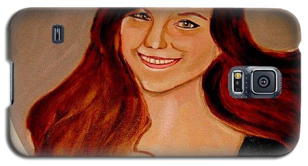 Jessica Galaxy S5 Case
