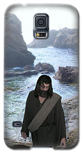 Jesus Christ- Be Not Dismayed For I Am Your God Galaxy S5 Case