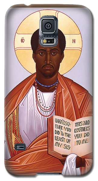 Jesus Christ - Liberator - Rljcl Galaxy S5 Case