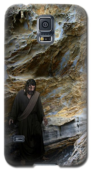 Jesus Christ- You Are My Hiding Place And My Shield Galaxy S5 Case