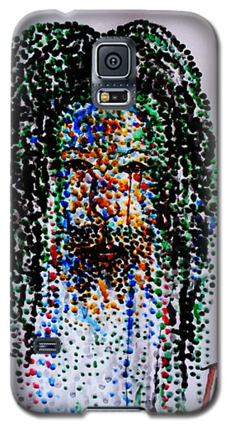 Jesus Lion Of Judah Galaxy S5 Case