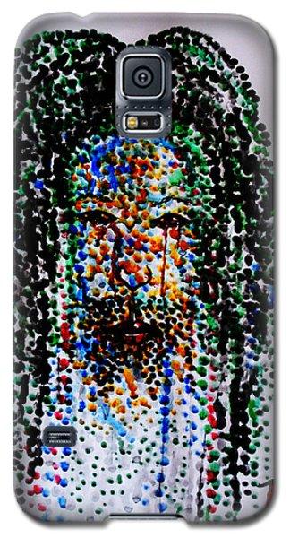 Jesus Lion Of Judah Galaxy S5 Case by Gloria Ssali