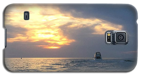 Watching Over The Inlet Galaxy S5 Case