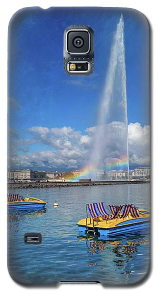 Jet Deau Geneva Switzerland  Galaxy S5 Case
