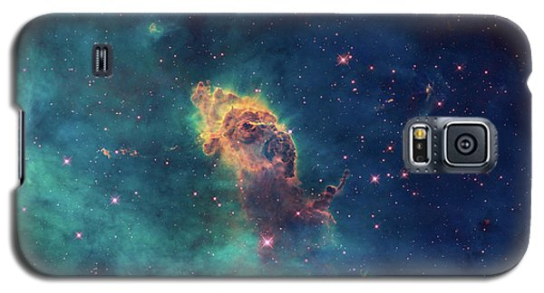 Galaxy S5 Case featuring the photograph Jet In Carina by Marco Oliveira