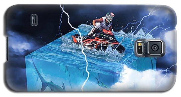 Jet Skiing Galaxy S5 Case