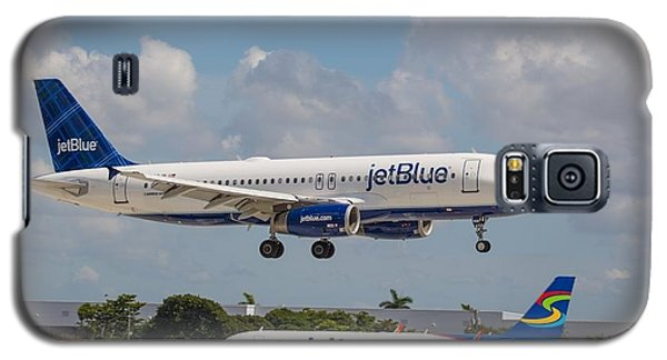 Jetblue Over Spirit Air Galaxy S5 Case