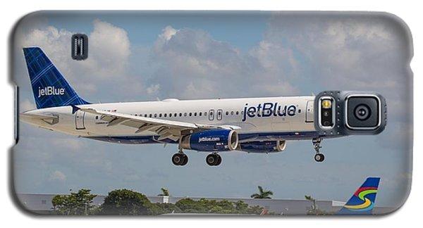 Jetblue Over Spirit Air Galaxy S5 Case