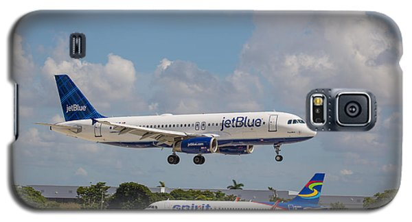 Jetblue Over Spirit Galaxy S5 Case