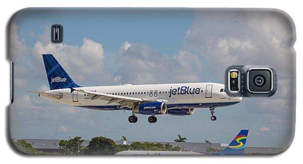 Jetblue Over Spirit Galaxy S5 Case
