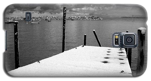 Jetty, Rhos-on-sea Galaxy S5 Case