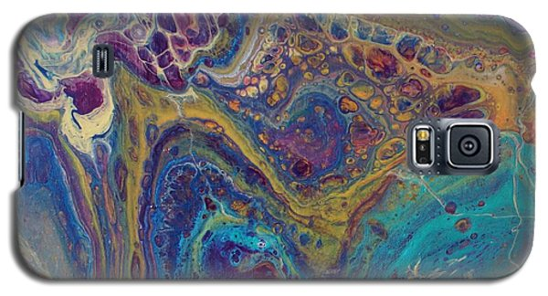Jewel Case Galaxy S5 Case