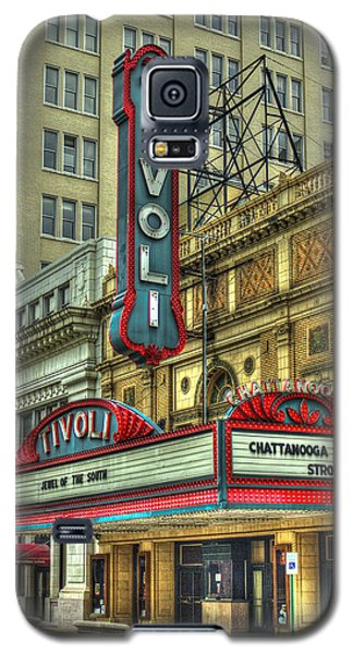 Jewel Of The South Tivoli Chattanooga Historic Theater Art Galaxy S5 Case