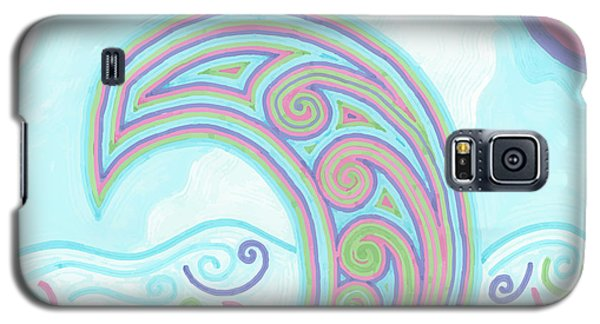 Jewel Sea Galaxy S5 Case