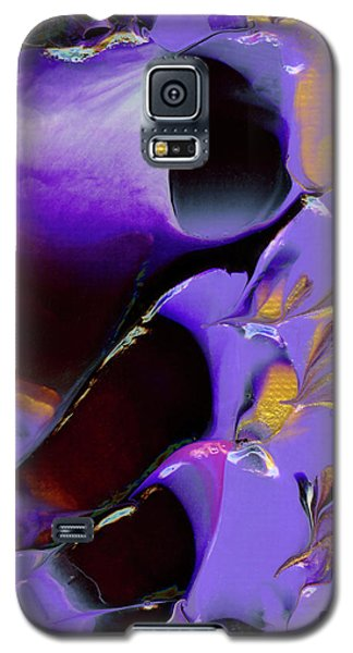Jeweled Amethyst Galaxy S5 Case