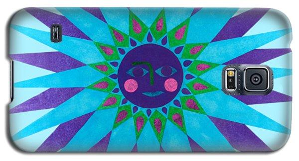 Jeweled Sun Galaxy S5 Case