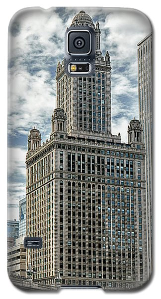 Jewelers Building Chicago Galaxy S5 Case by Alan Toepfer