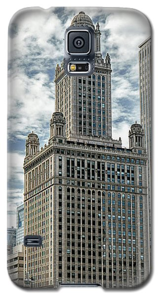 Jewelers Building Chicago Galaxy S5 Case