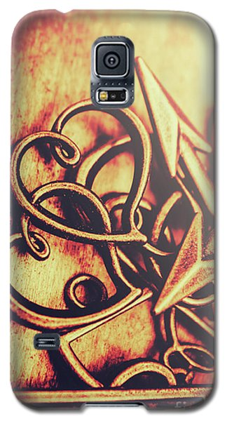 Jewelry Love Background Galaxy S5 Case by Jorgo Photography - Wall Art Gallery