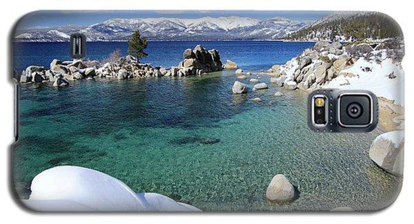 Jewels Of Winter Galaxy S5 Case