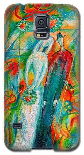 Jewish Wedding Galaxy S5 Case