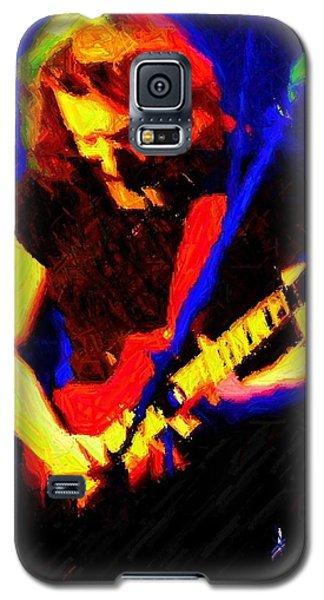 Stella Blue Galaxy S5 Case by Susan Carella