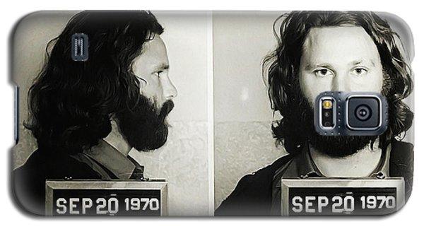 Jim Morrison Mugshot Galaxy S5 Case