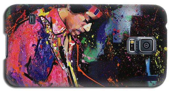 Jimi Hendrix II Galaxy S5 Case by Richard Day