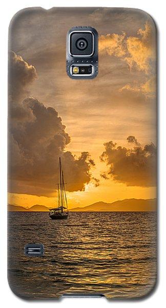 Jimmy Buffet Sunrise Galaxy S5 Case