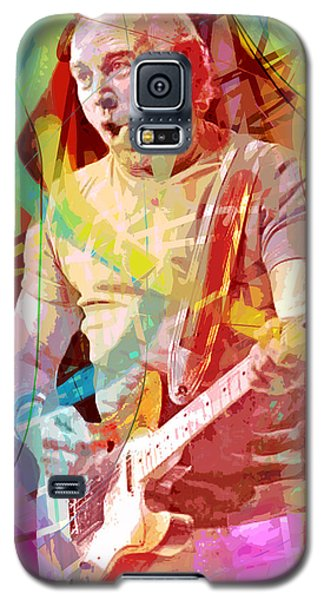 Jimmy Buffett The Pirate Galaxy S5 Case