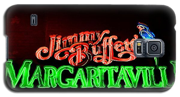 Jimmy Buffett's Margaritaville Galaxy S5 Case