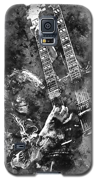 Jimmy Page - 02 Galaxy S5 Case