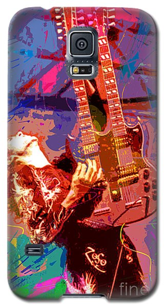 Jimmy Page Stairway To Heaven Galaxy S5 Case