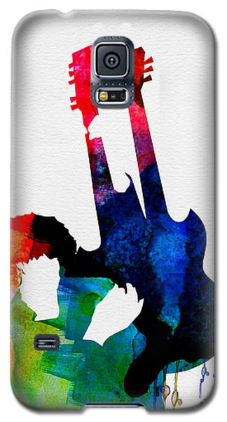 Jimmy Watercolor Galaxy S5 Case
