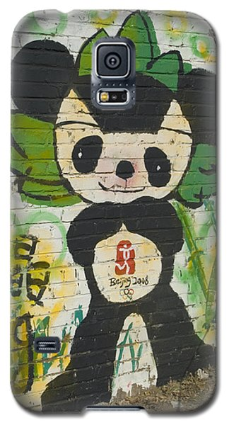 Jing Jing Galaxy S5 Case by R Thomas Berner