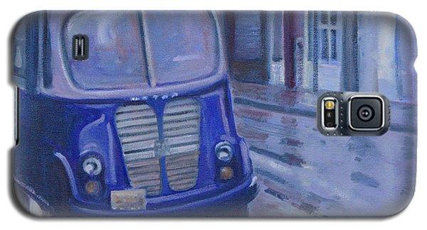 Jitney Ride In The Rain Galaxy S5 Case