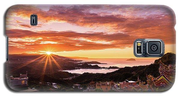 Jiufen Sunset Galaxy S5 Case