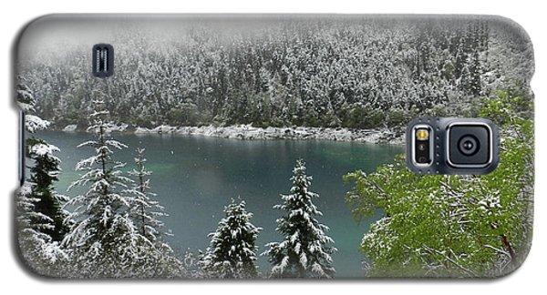 Jiuzhaigou National Park, China Galaxy S5 Case