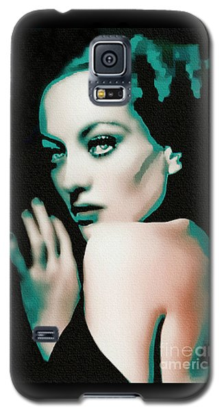 Joan Crawford - Pop Art Galaxy S5 Case