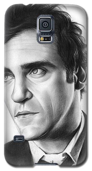 Joaquin Pheonix Galaxy S5 Case by Greg Joens
