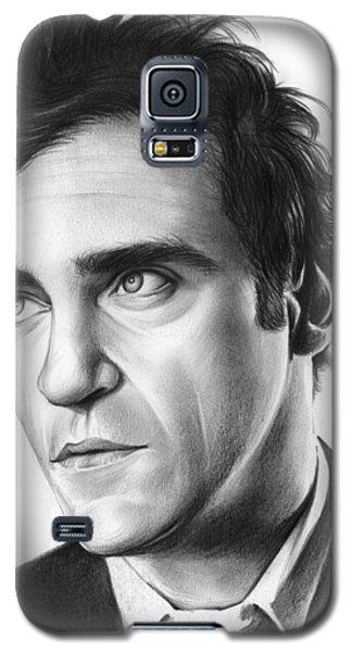 Phoenix Galaxy S5 Case - Joaquin Pheonix by Greg Joens
