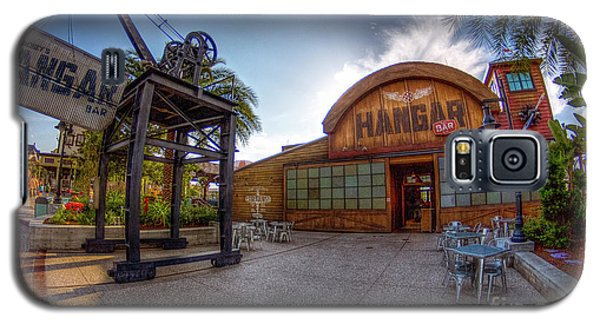 Jock Lindsey's Hangar Bar Galaxy S5 Case