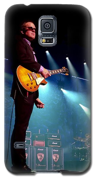 Drum Galaxy S5 Case - Joe Bonamassa 2 by Peter Chilelli