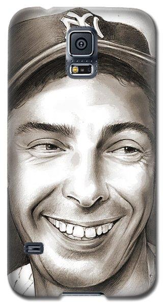 Joe Dimaggio Galaxy S5 Case
